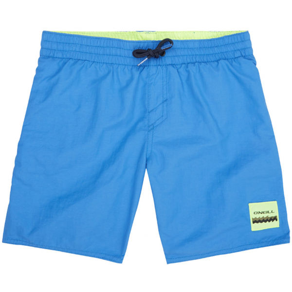 O'Neill PB VERT SHORTS modrá 176 - Chlapecké koupací kraťasy