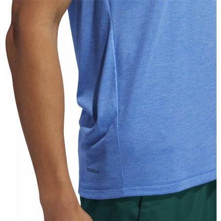 Pánske športové tričko - adidas FL SPR A PR HEA - 9