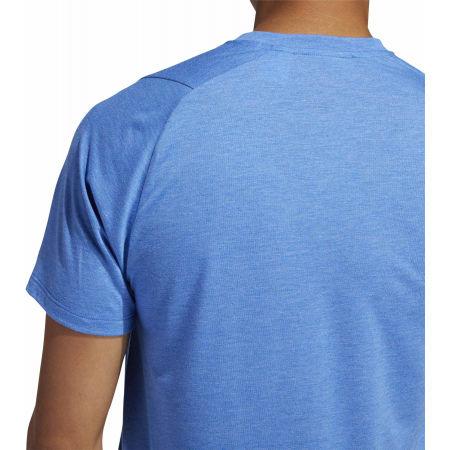 Pánske športové tričko - adidas FL SPR A PR HEA - 10
