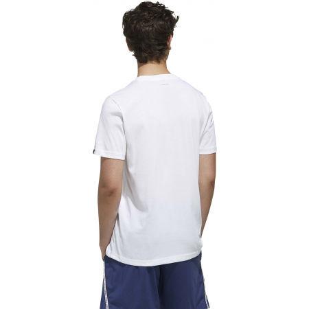 Pánske športové tričko - adidas CLIMA SLGN T - 7