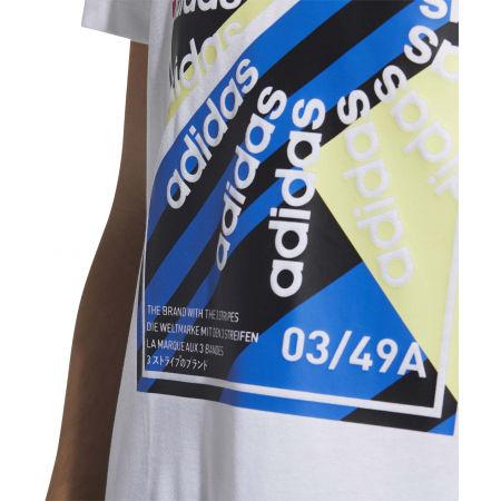 Pánske športové tričko - adidas CLIMA SLGN T - 8
