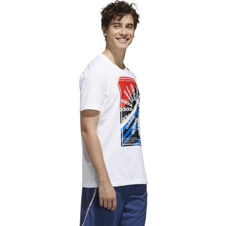 Pánske športové tričko - adidas CLIMA SLGN T - 6