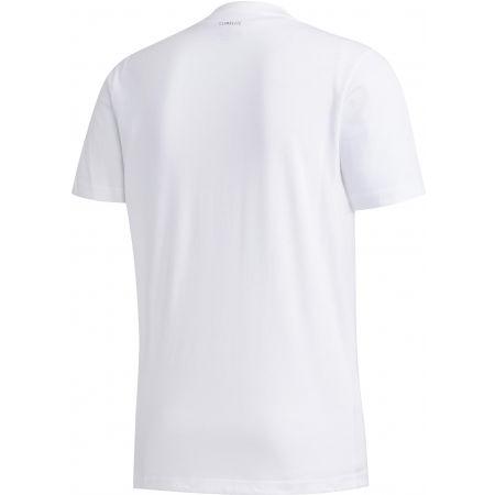 Pánske športové tričko - adidas CLIMA SLGN T - 2