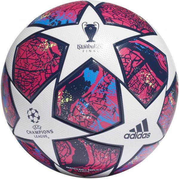 adidas FINALE ISTAMBUL LEAGUE  4 - Fotbalový míč