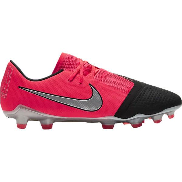 Nike PHANTOM VENOM PRO FG růžová 10 - Pánské kopačky