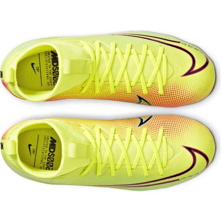 Obuwie piłkarskie dziecięce - Nike JR MERCURIAL SUPERFLY 7 ACADEMY MDS FG/MG - 4