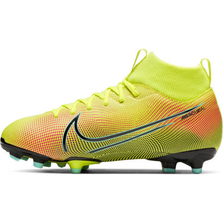 Kids' football shoes - Nike JR MERCURIAL SUPERFLY 7 ACADEMY MDS FG/MG - 2