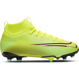 Nike JR MERCURIAL SUPERFLY 7 ACADEMY MDS FG/MG - Crampoane copii