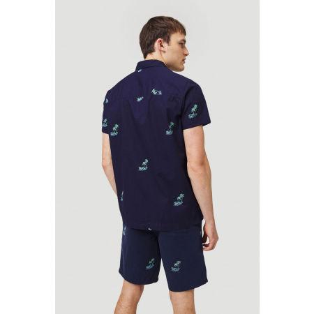 Мъжка риза - O'Neill LM PALM AOP S/SLV SHIRT - 5