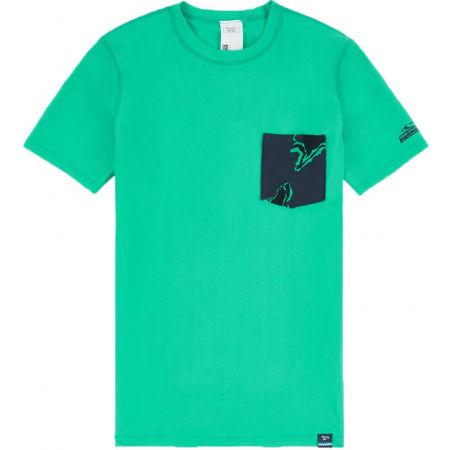 Тениска за момчета - O'Neill PB JACKS BASE S/SLV SKINS - 1