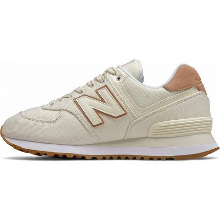 Dámska obuv na voľný čas - New Balance WL574SCB - 1