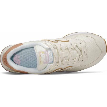 Dámska obuv na voľný čas - New Balance WL574SCB - 2