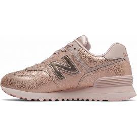 New Balance WL574SOJ - Dámská volnočasová obuv