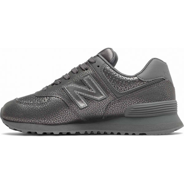 New Balance WL574SOK černá 5 - Dámská volnočasová obuv