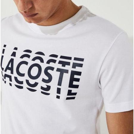 Pánske tričko - Lacoste MENS T-SHIRT - 4