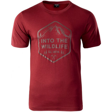 Hi-Tec ONER - Pánské triko