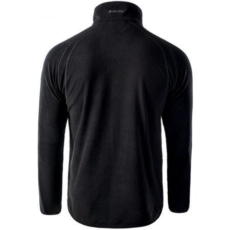Men's fleece sweatshirt - Hi-Tec CAMOLIN - 3