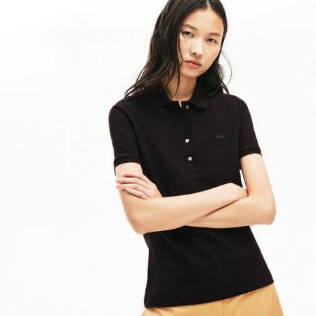 Dámské polo tričko - Lacoste WOMEN S/S POLO - 4