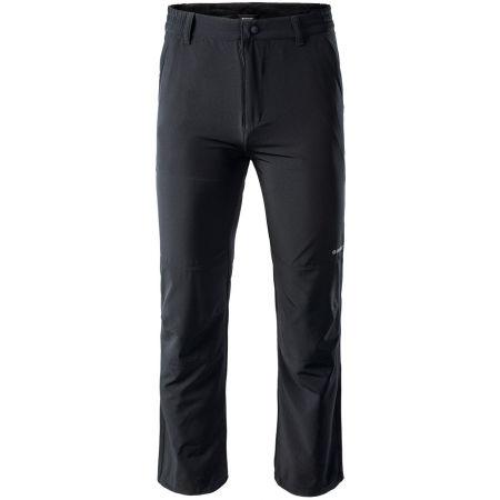 Мъжки софтшел панталони - Hi-Tec CABINIS - 1