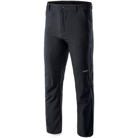 Мъжки софтшел панталони - Hi-Tec CABINIS - 2
