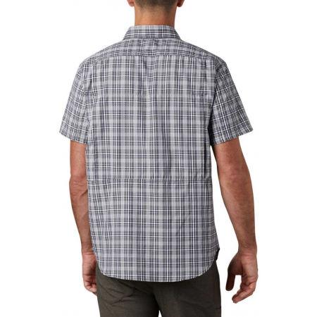 Pánska košeľa s krátkym rukávom - Columbia SILVER RIDGE 2.0 MULTI PLAID SS SHIRT - 6