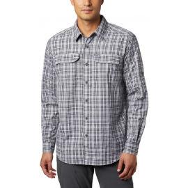 Columbia SILVER RIDGE™ 2.0 PLAID L/S SHIRT - Pánská košile s dlouhým rukávem