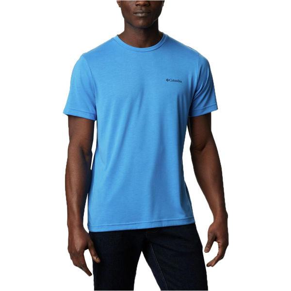 Columbia MAXTRAIL SS LOGO TEE - Pánske tričko