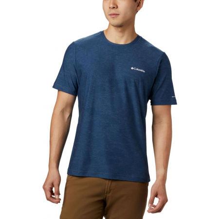 Мъжка тениска - Columbia MAXTRAIL™ SS CAMO TEE - 1