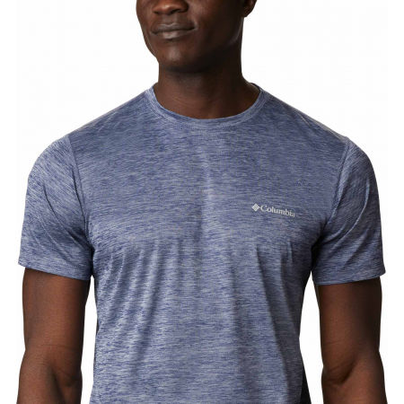 Men's T-shirt - Columbia ZERO RULES™ SHORT SLEEVE SHIRT - 4