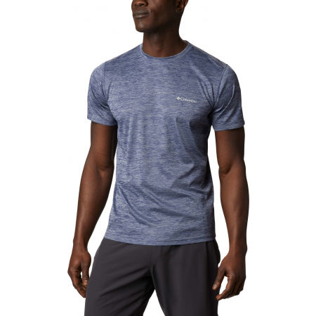 Columbia ZERO RULES™ SHORT SLEEVE SHIRT - Férfi póló
