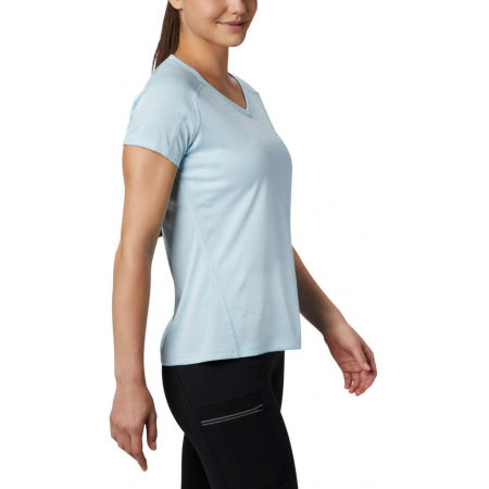 Women's T-shirt - Columbia ZERO RULES SHORT SLEEVE SHIRT - 2
