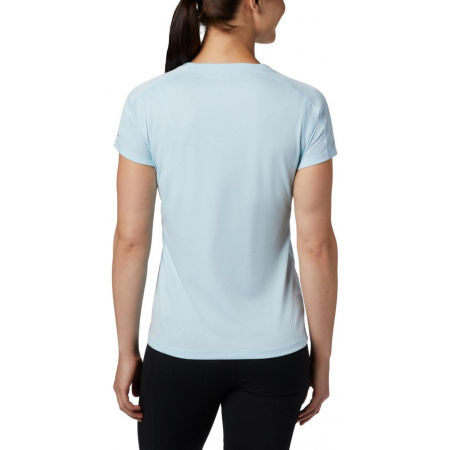 Women's T-shirt - Columbia ZERO RULES SHORT SLEEVE SHIRT - 3