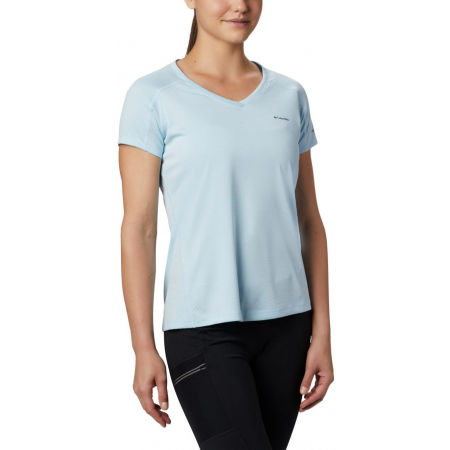 Women's T-shirt - Columbia ZERO RULES SHORT SLEEVE SHIRT - 1