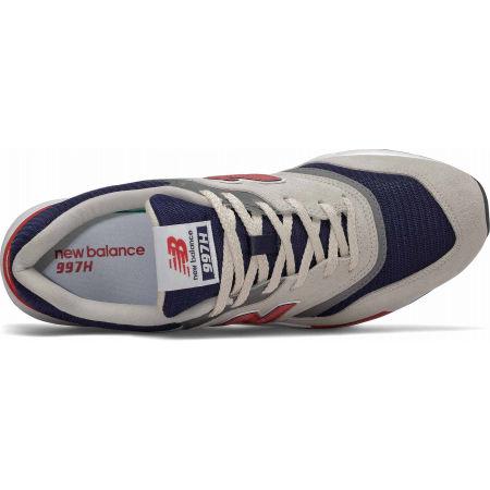 Pánska voľnočasová obuv - New Balance CM997HEQ - 2