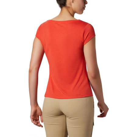 Damen Shirt - Columbia SHADY GROVE SS TEE - 3