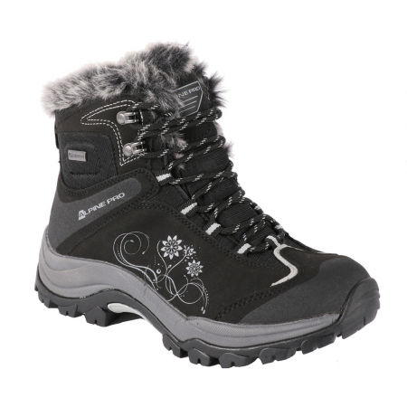 Női téli cipő - ALPINE PRO BANOFFE - 1