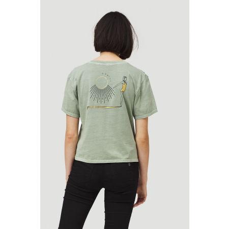 Дамска тениска - O'Neill LW LONGBOARD BACKPRINT T-SHIRT - 4