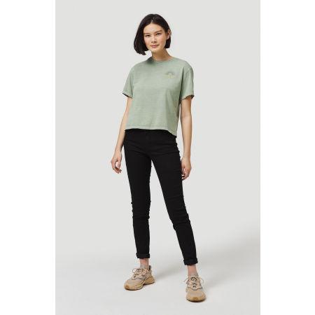 Дамска тениска - O'Neill LW LONGBOARD BACKPRINT T-SHIRT - 6