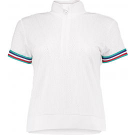 O'Neill LW ZIP TOP S/SLV ATHLEISURE - Dámske tričko
