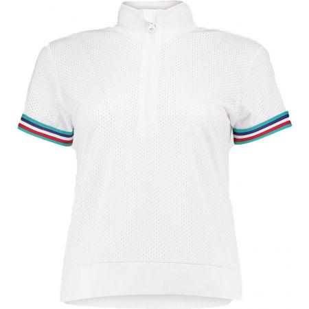 O'Neill LW ZIP TOP S/SLV ATHLEISURE - Damenshirt