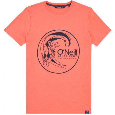 Chlapčenské tričko - O'Neill LB CIRCLE SURFER T-SHIRT - 1