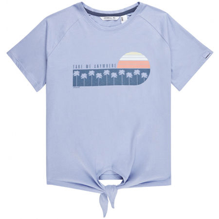 Dievčenské tričko - O'Neill LG ABI T-SHIRT - 1