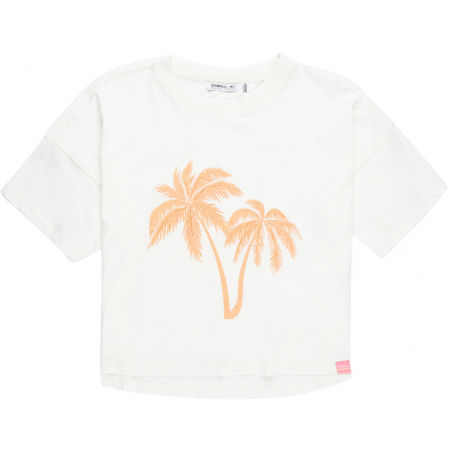 O'Neill LG PALM T-SHIRT - Girls' T-shirt