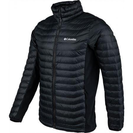Pánska outdoorová bunda - Columbia POWDER PASS JACKET - 2