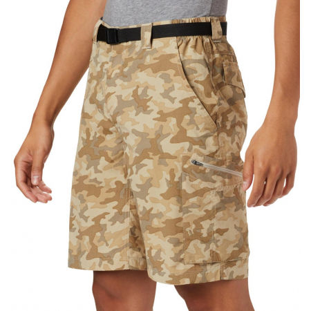 Columbia SILVER RIDGE™ PRINTED CARGO SHORT - Men's cargo shorts