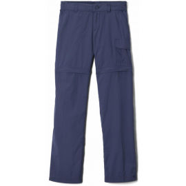 Columbia SILVER RIDGE IV CONVERTIBLE PANT - Detské outdoorové nohavice