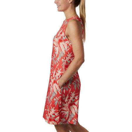 Dámske šaty s potlačou - Columbia CHILL RIVER™ PRINTED DRESS - 4