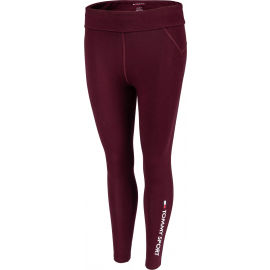 Tommy Hilfiger CO/EL 7/8 LEGGING - Női legging
