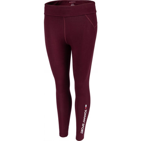 Tommy Hilfiger CO/EL 7/8 LEGGING - Women's leggings