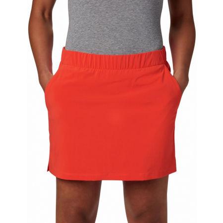 Dámska  šortková sukňa - Columbia CHILL RIVER SKORT - 4